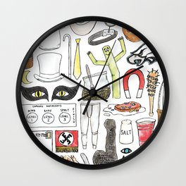 It's Always Sunny in Philly Wall Clock