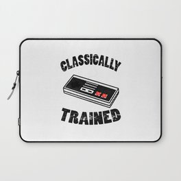 I'm Classically Trained Laptop Sleeve