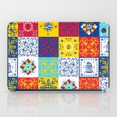 Azulejos  iPad Case