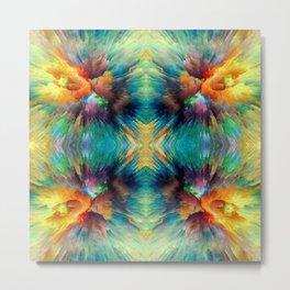 4 Square-105 Metal Print
