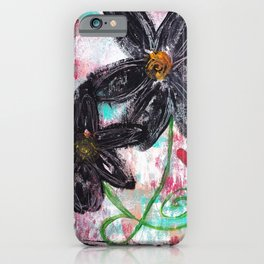 GARDEN OF WHIMSY 2 iPhone Case