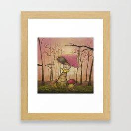 Autumn Dawn Framed Art Print