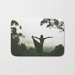 Forest Yoga Bath Mat