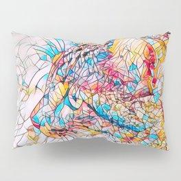Cat Magic Pillow Sham