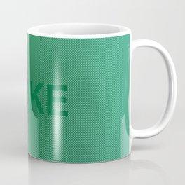 WOKE I - Green awareness Coffee Mug
