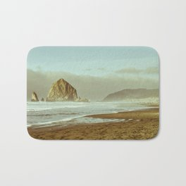 Oregon Coast, A Cannon Beach Dream Bath Mat