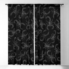 Scorpion Swarm II Blackout Curtain