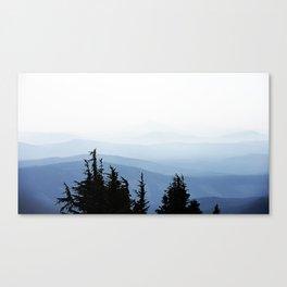 Mt. Hood's View Canvas Print