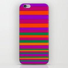 Stripe2 iPhone & iPod Skin