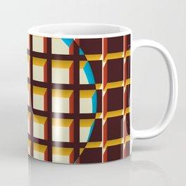 Blue Exclusion Coffee Mug