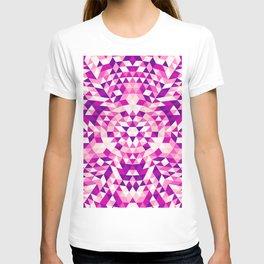 Pink Shards T-shirt