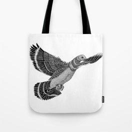 PIGEON-FLYING Tote Bag