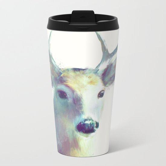 Whitetail No. 2 Metal Travel Mug