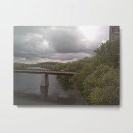 Haverhill Metal Print