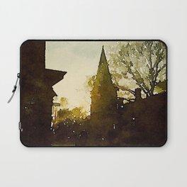 Cobblestone City Laptop Sleeve