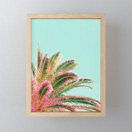 Fiesta palms Framed Mini Art Print