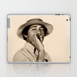 Young Obama Cool Laptop & iPad Skin