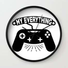 My everything Wall Clock