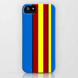Super-Curtains iPhone Case