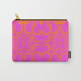 Retro Graphic Carry-All Pouch