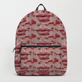 Valentine's Kisses Backpack