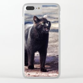 Behemoth Clear iPhone Case