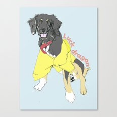 Luck Dragon Canvas Print
