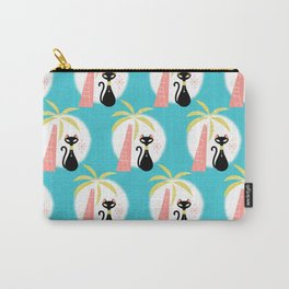 va-CAT-ions_Pattern Carry-All Pouch