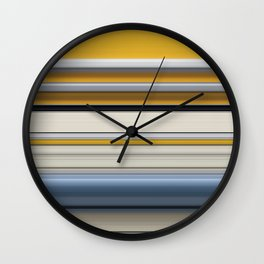 For Good Measure Wall Clock