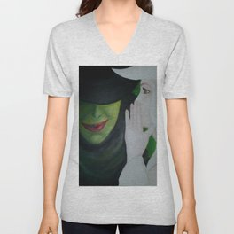 Wicked Unisex V-Neck