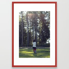 Geraldine NZ Framed Art Print
