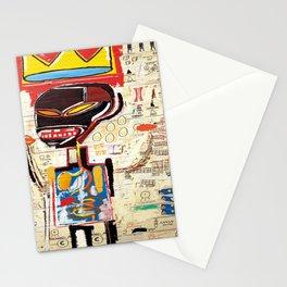 Basquiat Untitled 3 Stationery Cards