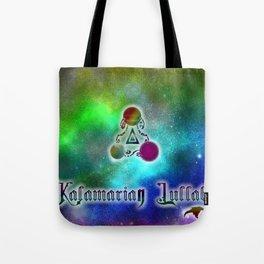 Kalamarian Lullaby Cover Tote Bag
