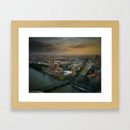 Little London #2 Framed Art Print
