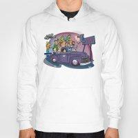 van Hoodies featuring Van by manuvila