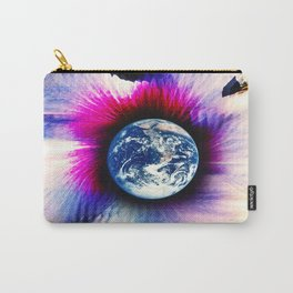 WORLD TURNS Carry-All Pouch