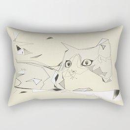 cat2 Rectangular Pillow