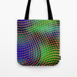 """Blessed are the eyes"" Tote Bag"