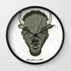 Great American West Wall Clock