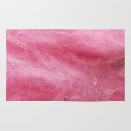 Pink Cotton Candy Rug