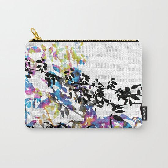 Rose Vine Ecstasy Carry-All Pouch