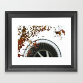 Space Needle Seattle Photograph Framed Art Print
