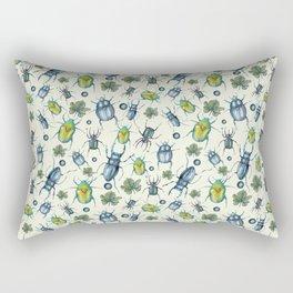 Beetlemania - Y Rectangular Pillow