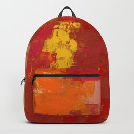 Color Splendor by Kathy Morton Stanion Backpack