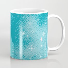 Winter Nebula Coffee Mug