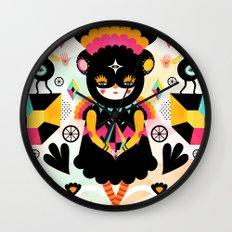 Naiki Wall Clock