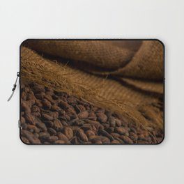 Aroma a Cacaco - Texture 2 Laptop Sleeve