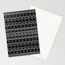 PANDEMONIUM highly detailed repeat pattern Stationery Cards