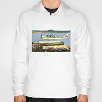 airplane Hoodies featuring Airplane by Cindys