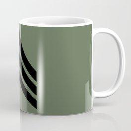 Sergeant (OD Green) Coffee Mug